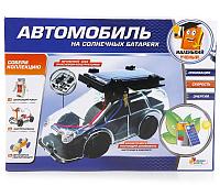 Набор для опытов Играем вместе Автомобиль на солнечных батареях / TXG-173-R -
