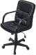 Кресло офисное Фабрикант Чери А DO №350 (черный,пиастра) -