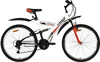 Велосипед Foxx Attack 26SFV.ATTAC.18WT9 -