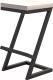 Табурет барный Millwood СДН-6 Бран/L (дуб белый Craft/металл черный) -