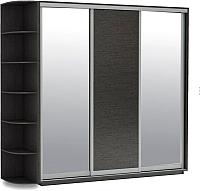 Шкаф Империал Тетрис ЗДЗ 210x220 (венге) -