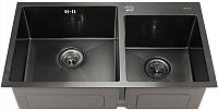 Мойка кухонная Melana ProfLine 8045 3.0/220 / S8045HB -