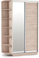 Шкаф Империал Тетрис ДЗ 120x220 (дуб сонома) -