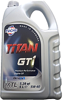 Моторное масло Fuchs Titan GT1 5W40 / 601411373 (5л) -