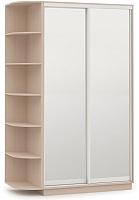 Шкаф Империал Тетрис ЗЗ Лайт 120x220 (дуб молочный) -