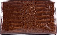 Косметичка Versado 149 (коричневый с тиснением) -