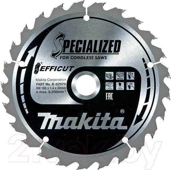 Купить Пильный диск Makita, B-62979, Китай