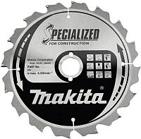 Пильный диск Makita B-31310 -