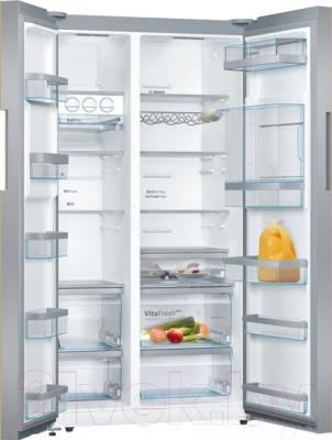 Холодильник с морозильником Bosch KAH92LQ25R