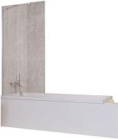 Стеклянная шторка для ванны Radaway Idea PNJ 60 / 10001060-01-01 -