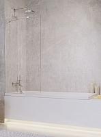 Стеклянная шторка для ванны Radaway Idea PNJ 80 / 10001080-01-01 -