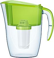 Фильтр питьевой воды Аквафор Смайл (салатовый) -