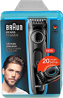 Электробритва Braun BT3000 + чехол -