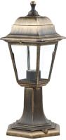 Светильник уличный Юпитер Оскар JP1400 (черный) -