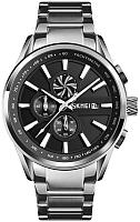 Часы наручные мужские Skmei 9175-1 (черный) -