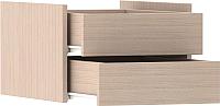 Модуль с ящиком Империал Тетрис 70 (дуб молочный) -