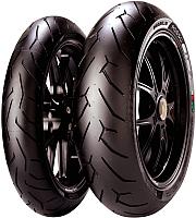 Мотошина передняя Pirelli Diablo Rosso II 120/60R17 55W TL -