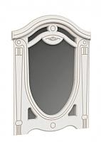 Зеркало интерьерное Империал Александрина (белый/золото) -
