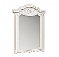 Зеркало интерьерное Империал Барбара (белый/золото) -