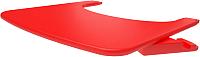 Съемный столик для стульчика Millwood СП-2 4.13 (красный) -