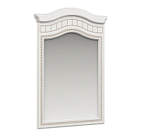 Зеркало интерьерное Империал Диана (белый/золото) -