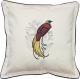 Подушка декоративная MATEX Райская птица / 01-485 (белый) -