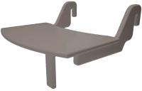 Столик для детского стульчика Millwood Вырастайка СП-1 4.12 (серый) -