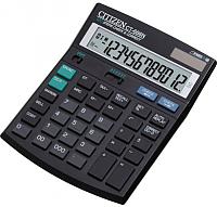 Калькулятор Citizen CT-666N (черный) -