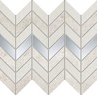 Мозаика Tubadzin MS-Tempre Grey (298x246) -