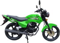 Мотоцикл ЗиД Street YX-150 (зеленый) -