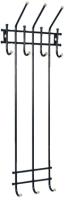 Вешалка для одежды Титан Мета Стиль (черный) -