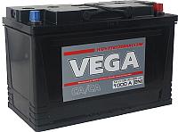 Автомобильный аккумулятор VEGA 6СТ-120е У (120 А/ч) -