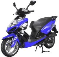 Скутер Racer Stells RC150T-15 (синий) -