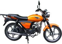 Мотоцикл Racer Trophy RC110N (оранжевый) -