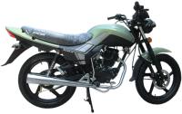 Мотоцикл Racer Tiger RC150-23 (зеленый) -