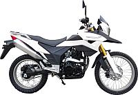 Мотоцикл Racer Ranger RC250-GY8A (белый) -