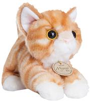 Мягкая игрушка Aurora World Полосатый котик / 60467 -