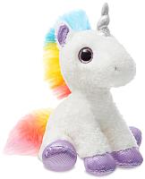 Мягкая игрушка Aurora World Единорог радужный / 60857 -