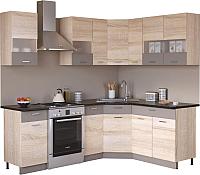 Готовая кухня Империал Николь 1.65x1.65 -
