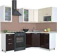Готовая кухня Империал Равенна Лофт 1.65x1.45 -