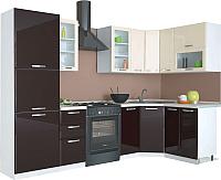 Готовая кухня Империал Равенна Лофт 2.25x1.45 -