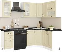 Готовая кухня Империал Равенна Фаби 1.65x1.45 -