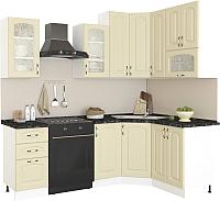 Готовая кухня Империал Равенна Фаби Высокая 1.65x1.45 -
