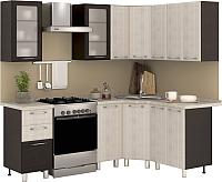 Готовая кухня Империал Терра 1.65x1.45 -