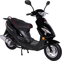Скутер Moto-Italy Cinquanta 50 (черный) -