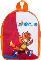 Детский рюкзак Malvina Лисенок Рюкзашкин 14.15.81 (оранжевый) -