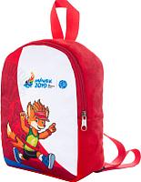 Детский рюкзак Malvina Лисенок Рюкзашкин 14.15.82 (красный) -
