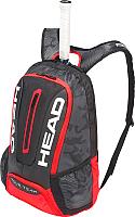 Рюкзак теннисный Head Tour Team 283148-BKRD (черный/красный) -