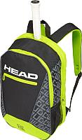 Рюкзак спортивный Head Core 283539 (черный/зеленый) -