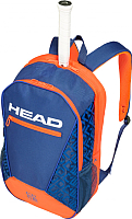 Рюкзак Head Core 283539 (синий/оранжевый) -